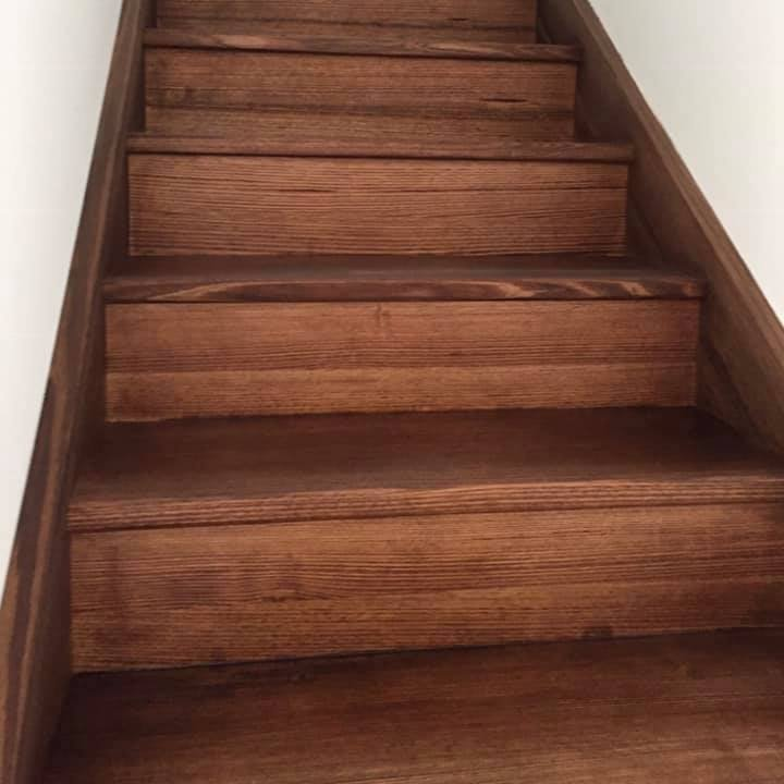 Timber Floor Stairs